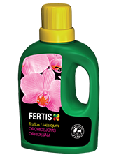 Liquid fertilizer for orchids